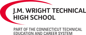 J.M. Wright Technical High School Logo